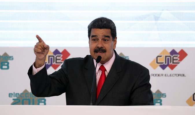 Maduro expulsa a dos diplomáticos de EEUU en Venezuela. Trump amenaza con represalias!