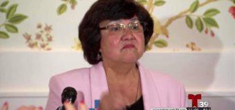 Lupe Valdez hace historia al convertirse en la candidata demócrata a la gobernación de Texas