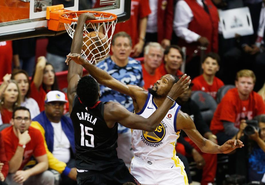 Warriors remontan a Rockets y van a la Final de la NBA
