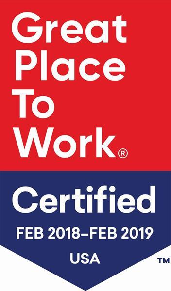 Cacique®, la marca estadounidense y líder de productos auténticos hispanos recibió la certificación de Great Place to Work®