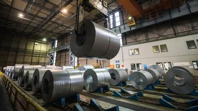 EEUU empuja a una guerra comercial al imponer aranceles al acero y al aluminio de México, Canadá y la Unión Europea