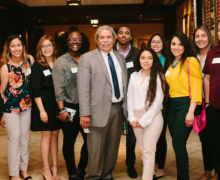 Luncheon celebrates outstanding Dallas ISD alumni succeeding in college