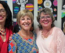 Stonewall Jackson Elementary celebrates four retiring teachers with combined 118 years of service at school