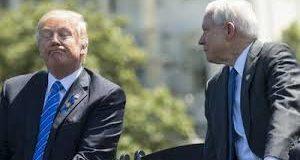 Trump culpa de la existencia de la investigación  del Rusiagate a su secretario de Justicia