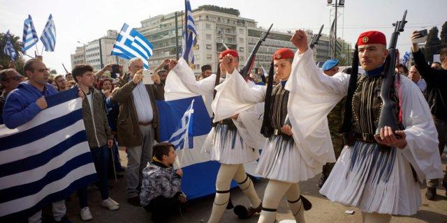 Macedonia agrees to change its name and end its 27-year beef with Greece