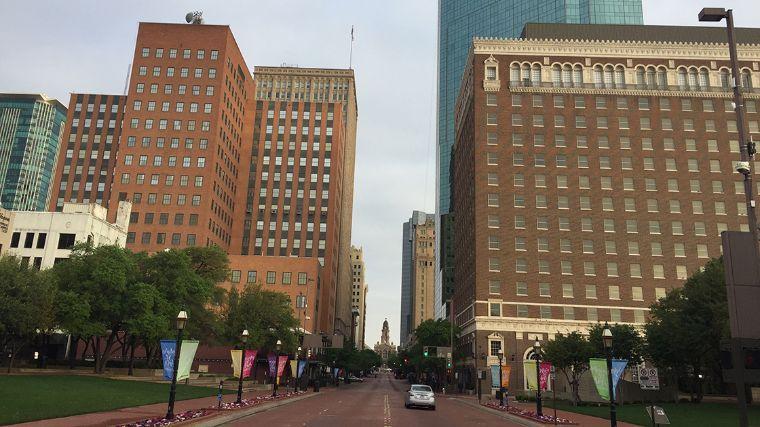 Fort Worth-Dallas acelera el motor económico de Texas
