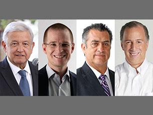 Candidatos a la presidencia de México piden firmeza ante los aranceles pero evitar una guerra comercial con EEUU
