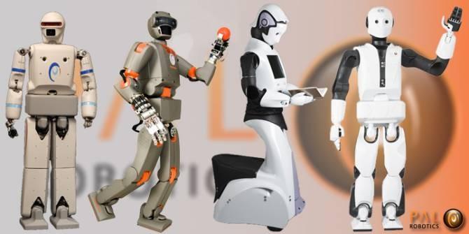 El nuevo robot humanoide REEM-C