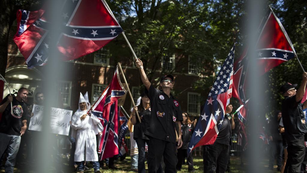 """Grupo ultraderechista de Charlottesville quiere marchar por """"los derechos de los blancos"""" cerca de la Casa Blanca"""