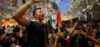 El Mundial de la vergüenza para México