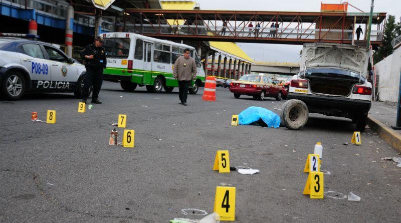 Con casi 4 homicidios por hora, mayo fue el  mes más violento de la historia en México
