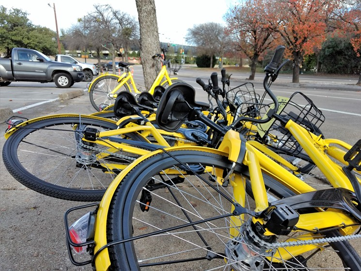 Dallas Signs Off on Bike-Share and Temporary Scooter Fix