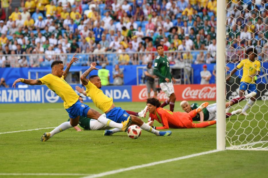 ¡Adiós historia! México 'mantiene' su nivel y PIERDE 2-0 con Brasil