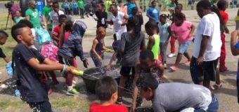 Dallas ISD summer meals program kicks off with a splash