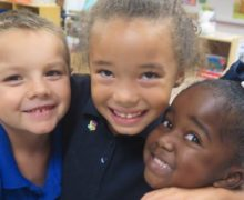 Parents can still register their child for pre-K  and kindergarten