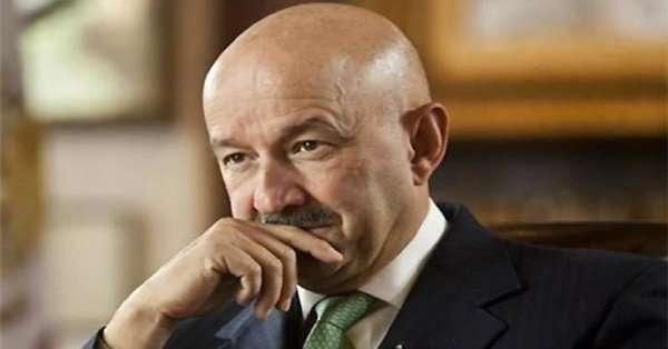 """Carlos Salinas llama a apoyar a AMLO y da la bienvenida a la """"reconciliación"""""""