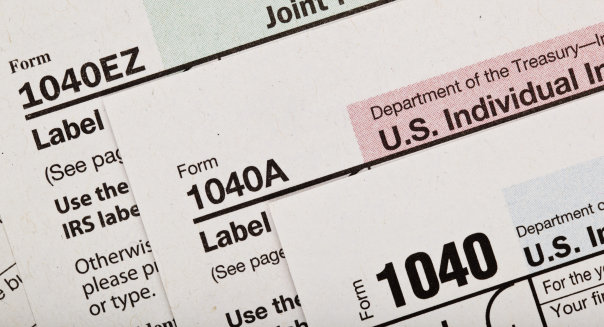 IRS trabaja en un nuevo Formulario 1040 para la temporada de impuestos de 2019