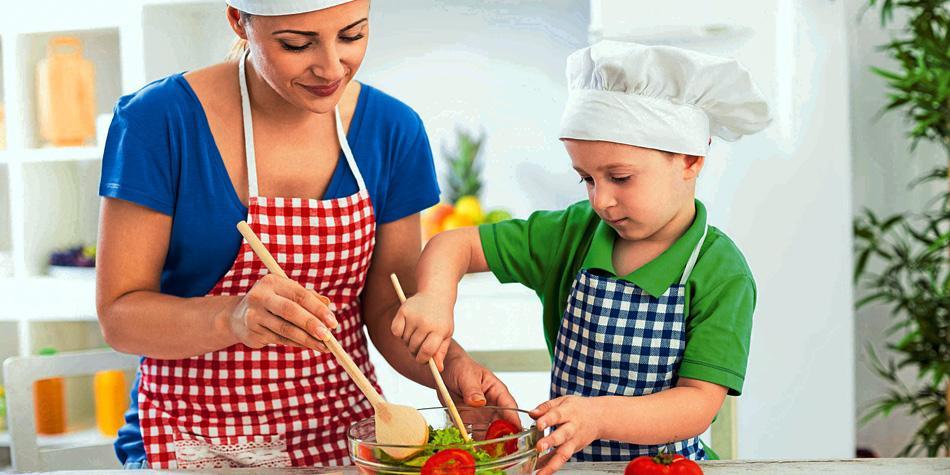 Cuide la alimentación de sus  hijos estas vacaciones
