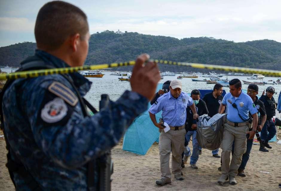 EEUU  aumenta alertas de viaje a México
