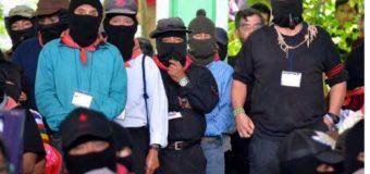EZLN niega acercamientos para  el diálogo con López Obrador