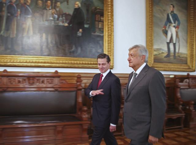 herencia maldita que dejará Peña Nieto y con la que López Obrador deberá sobrevivir todo su sexenio