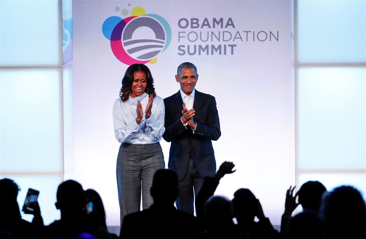 Barack and Michelle Obama endorse nearly 100 midterm candidates