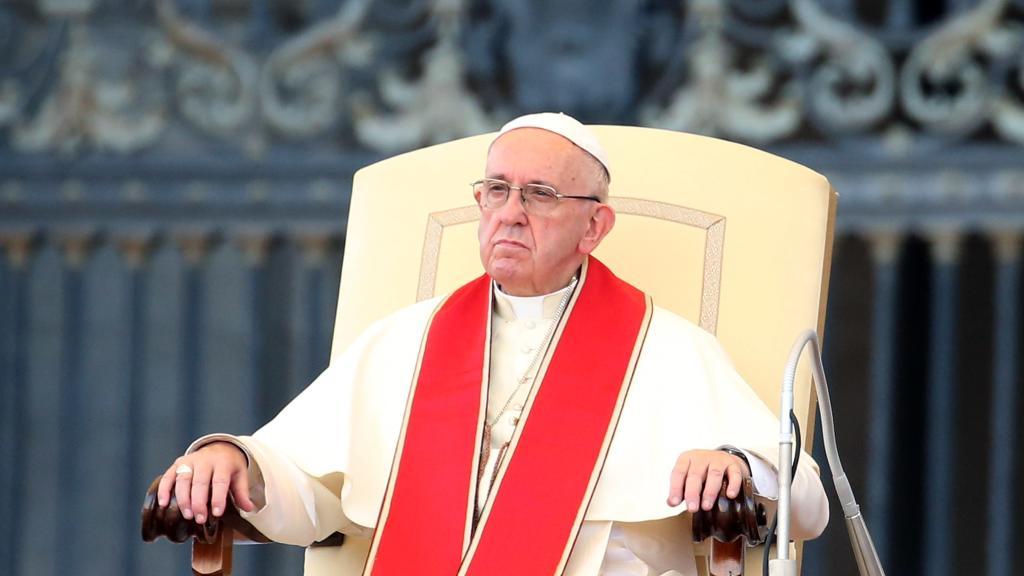 """El Papa Francisco declara la Pena de Muerte  """"Inadmisible"""", bajo cualquier circunstancia"""