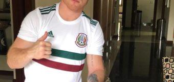 La relación de Canelo Álvarez con el fútbol