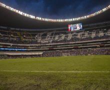 ¿Por qué es mejor dejar reposar el césped del  Estadio Azteca?