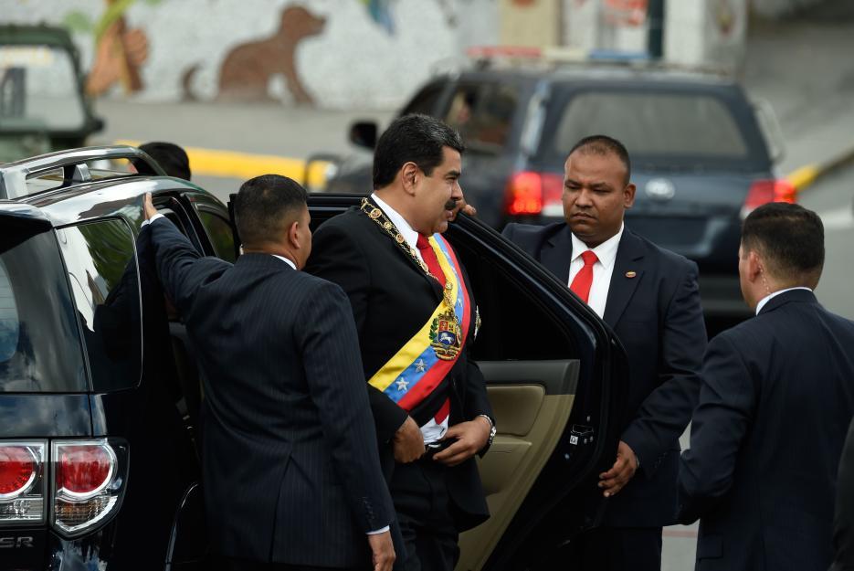 Maduro acusa a diputados opositores de intentar matarlo e inicia proceso para enjuiciarlos