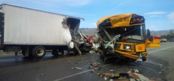 Dallas ISD Reviews Bus Accident That Happened on First Day of Testing Routes