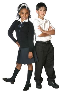 School uniform assistance available for qualifying Dallas ISD families