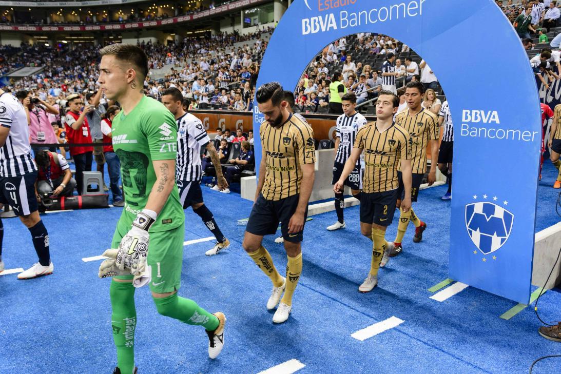 La afición del Monterrey se quedó con el primer lugar en asistencia de la jornada 5 de la Liga MX