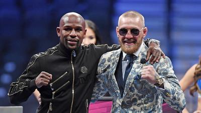 Mayweather le ofrece a Conor McGregor que  entrene con él para su pleito ante Nurmagomedov
