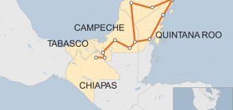 López Obrador propone este ambicioso y millonario proyecto del Tren Maya