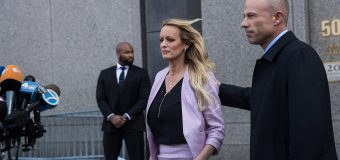 Trump lawyer says Stormy Daniels wants to suppress Trump's right to free speech