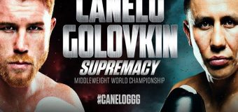 ¡Un platillo de dioses en la Canelo vs. 'GGG' II!: la cartelera del 15 de septiembre será espectacular