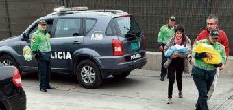 El drama de una pareja chilena encarcelada en Perú tras  querer viajar con sus bebés nacidos por vientre de alquiler