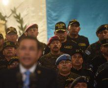 Jimmy Morales despliega al ejército para expulsar del país  a la misión de la ONU que lucha contra la corrupción