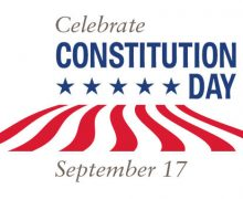 Constitution Day is an opportunity to reflect on America's achievements and the opportunities it provides for its citizens