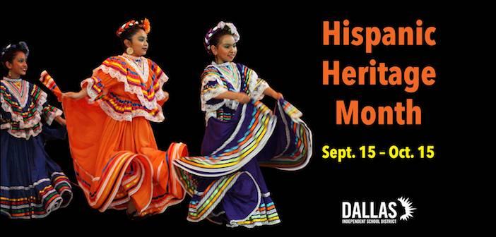 Dallas ISD celebrates Hispanic Heritage Month