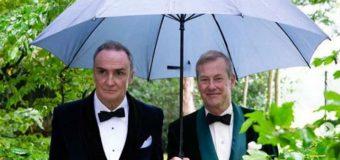 La familia real británica da otro paso hacia el siglo XXI: celebró su primera boda gay