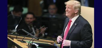 EN LA mayor cumbre diplomática  del mundo SE RIEN DE DONALD TRUMP