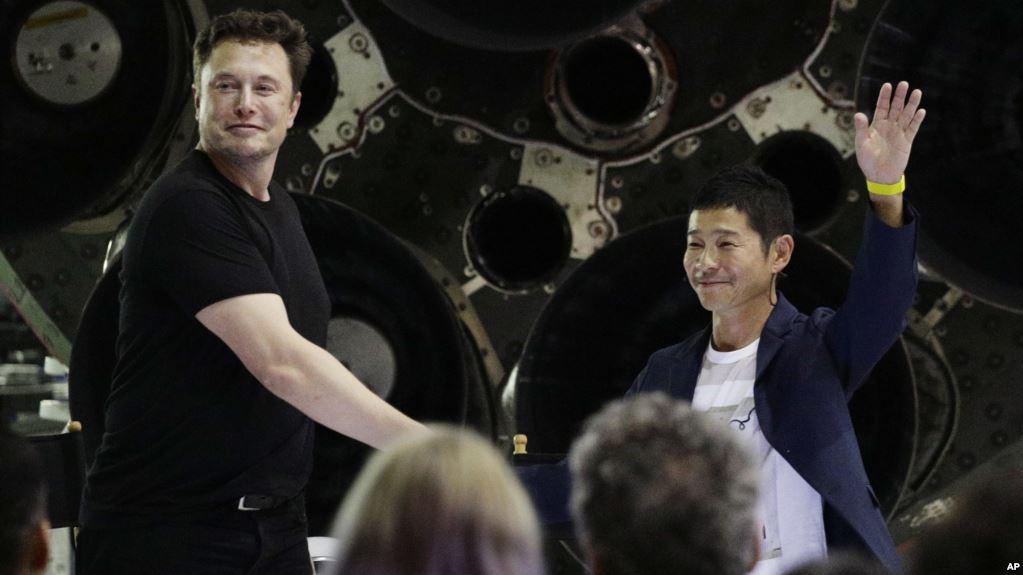 Millonario japonés irá a la Luna en viaje privado