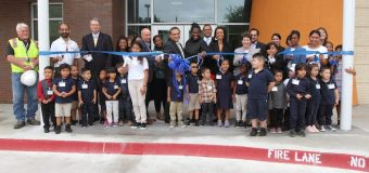 Ribbon-Cutting celebrates new Anne Frank Early Childhood Center