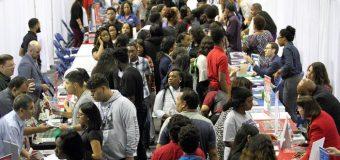 Feria Universitaria del Distrito atrae a más de 2,300 asistentes