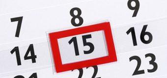 Se acerca fecha límite del 15 de octubre para  millones de contribuyentes con prórrogas