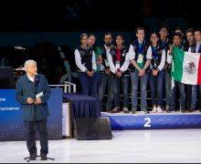 López Obrador promete impulsar la  ciencia, tecnología e innovación