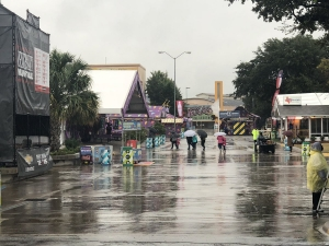 Rainy Weather Negatively Impacts State Fair of Texas