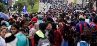 Esto es lo que enfrenta la nueva caravana de migrantes si llega a la frontera de EEUU